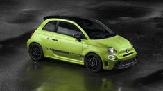 The new Abarth 595 range features four trim levels in a choice of either hatchback or convertible – 595 Trofeo, 595 Turismo and 595 Competizione Auto Journal, Fiat 500 Pop, New Fiat, Best New Cars, Fiat Cars, Auto Motor Sport, Fiat Abarth, Car Deals, Smart Fortwo