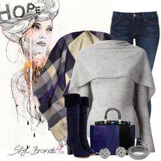 Čo hovoríte na tento outfit dámy ... :) Páči ... :)  brands4u.sk
