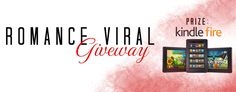 Win a #Kindle Fire and ANY #Romance Book You Want in this #Giveaway #amreading