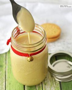 Aprende a preparar leche condensada en Thermomix. Con fotos del paso a paso y consejos de degustación...