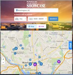 Let's find your new home. Apartment Showcase helps you search for apartments in Northern VA, Southern MD, and Washington DC. Where should we look? Apartment Showcase, Apartment Communities, Washington Dc, Interior And Exterior, Apartments, Mall, Finding Yourself, Southern