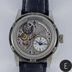 A balletic beauty. Angus Davies provides an in-depth review of the Louis Moinet 20-second Tempograph. This watch features an interesting 20-second retrograde seconds hand and freely shows many of the movement components via a partially open-worked dial. The design language of this model is exceptionally elegant with an almost balletic grace to the way it conveys time.  http://www.escapementmagazine.com/articles/louis-moinet-20-second-tempograph---in-depth-review-by-escapement.html