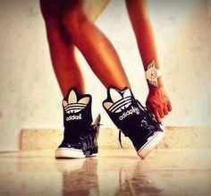 me encantan estas Adidas!!!!! total