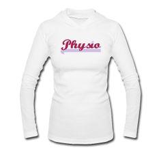 Langarmshirt für Physiotherapeuten / Physiotherapie