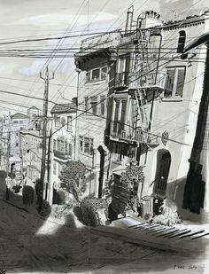 Patric Vale, San Francisco: http://patrickavale.tumblr.com/page/2