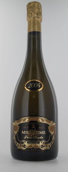Pierson-Cuvelier Champagne Grand cru Millésimé, 2006 #atelierscavistes #champagne