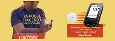 Quiero saber cuando esté disponible para la venta FreeStyle Libre. Ya puede hacerlo sin pincharse.