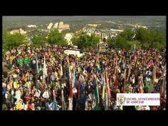 La Romería de Ntra. Sra. la Virgen de la Cabeza, en Andújar (Jaén), está considerada la romería más antigua de España / The Pilgrimage of Ntra. Sra. la Virgen de la Cabeza, in Andújar (Jaén), is considered the oldest pilgrimage in Spain