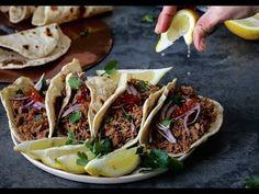 Tacos de pollo pibil   COMO APROVECHAR SOBRAS DE POLLO   Delicious Martha - YouTube