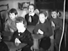 meisjesschool Munsterbilzen 1955