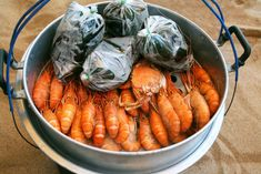 Yes, really! Most 'fresh' prawns are actually prawns which have been thawed – you can't know when and how. You are better off being in charge of the defrosting process, and doing it as near to the time of eating as possible.