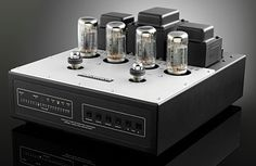Audio Research VSi60 integrated amplifier | Stereophile.com