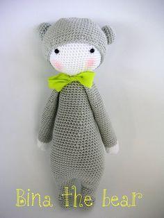 Bina made by romanemone / pattern by lalylala