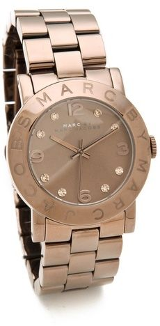 Marc by marc jacobs Amy Watch $200.00 thestylecure.com