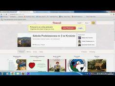 Poradnik dotyczący tablicy Pinterest - część 1 - YouTube
