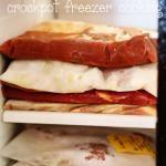 Crockpot Freezer Cooking {Part 5}