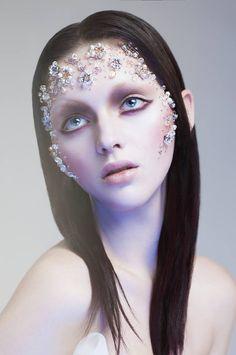 Makeup | Maquiagem | Costume | Fantasia | http://cademeuchapeu.com/