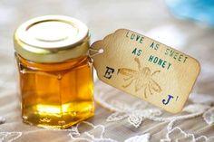 15 Edible Wedding Favors to Buy or DIY via Brit + Co.