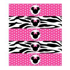 imagenes de minnie zebra - Buscar con Google