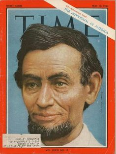 TIME Covers - TIME online offers a comprehensive database of TIME Magazine covers that have appeared on newsstands throughout the decades. Search our extensive TIME Magazine cover archive to see what has been making headlines from 1923 to the present. American Presidents, American History, Abraham Lincoln, Einstein, Time Magazine, Magazine Covers, Berlin, Self Deprecating Humor, Ex President
