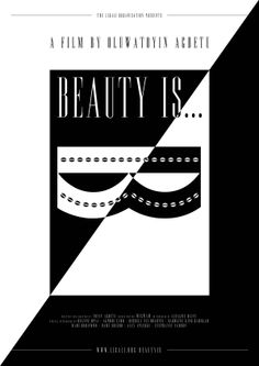 Film Poster for Beauty Is...