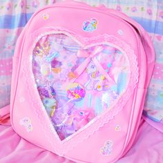 Re-Upload because my last pic didn't match my theme very well! But my DIY ita bag tutorial video is now up on my channel! Youtube.com/Manda31409 FINALLY DIY'd my first ita bag! It's not your typical anime theme, but I really wanted to do a G3 MLP one that was different and unique while being true to who I am and what I love! It came out so good and I'm so proud of it! I even added the lace and sequins on the outside! Ah! #itabag #g3mlp