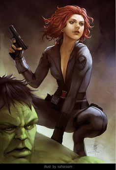 Commit error. Black widow y hulk hentai apologise