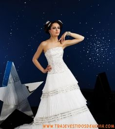 Kelly Star KS 11601  Vestido de Novia  The Sposa Group