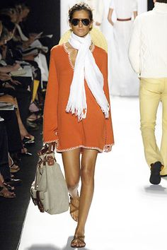 Michael Kors Spring 2006 Ready-to-Wear Collection Slideshow on Style.com