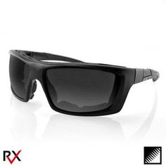 Trident Convertible, Polarized Smoked, Clear & Amber Lens