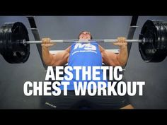 (58) Old School Aesthetic  Chest Workout With Calum Von Moger - YouTube