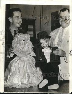 1938 The dolls of the Midwestern desperado member -