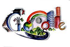 Children's Day / Doodle 4 Google 2010 - India Winner