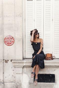 LA PETITE ROBE NOIRE - Les babioles de Zoé : blog mode et tendances, bons plans shopping, bijoux