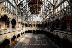 Nicola Bertellotti Explores Fascinating Abandoned Castles Across Europe #art #photography #Abandoned Photography