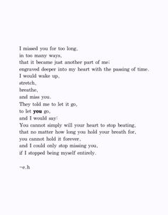 Ernest Hemingway makes me love poetry so much. I still miss you Uncle Shane. Angst Quotes, Poem Quotes, Life Quotes, Qoutes, Pretty Words, Beautiful Words, Beautiful Sad Quotes, Beautiful Quotations, Beautiful Poetry