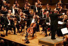 The Royal Stockholm Philharmonic with Yo Yo Ma