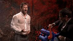 Chris Hemsworth Shows Off Amazing Body in Wet T-Shirt Contest - Us Weekly