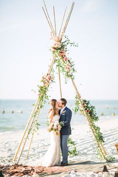 Useful Wedding Event Planning Tips That Stand The Test Of Time Wedding Altars, Wedding Ceremony Flowers, Elope Wedding, Boho Wedding, Wedding Events, Wedding Shot, Spring Wedding, Outdoor Wedding Backdrops, Outdoor Wedding Decorations