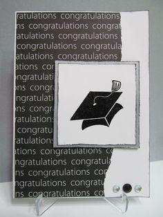 Handmade+Graduation+Cards | Savvy Handmade Cards: Quick & Easy Graduation Card