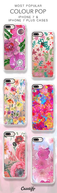 Most Popular Colour Pop iPhone 7 Cases & iPhone 7 Plus Cases here > https://www.casetify.com/zh_HK/collections/color_pop#/