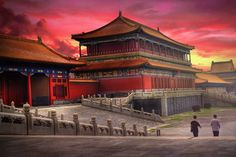 In November last year, the translation of a document answered one of the greatest mysteries surrounding the Forbidden City in Beijing, China – how the ancient people managed to transport Minecraft Japanese House, University Of Sciences, Imperial Palace, Greatest Mysteries, Ancient China, World Heritage Sites, Discovery, Taj Mahal, The Incredibles
