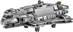 LEGO Star Wars 2015: 75106 - Imperial Assault Carrier http://www.giocovisione.com/lego-star-wars-2015/