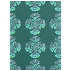 Dragonfly Lily Flowers Pattern Fleece Blanket