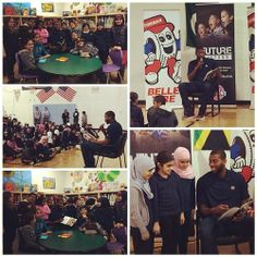 The Detroit #Pistons Come Together Platform and Belle Tire teamed up for March is Reading Month to promote education and literacy with a visit by Greg Monroe to Riverside Academy in Dearborn. #NBACares :: http://ift.tt/1nnSRHO