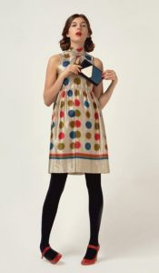 love this dress by Orla Kiely. Too bad it is so freaking expensive!
