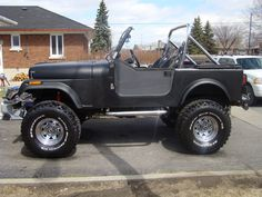 1979 Jeep CJ7 - Montr al, QC owned by patyj