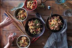 Shrimp Fried Rice Recipe | Epicurious.com