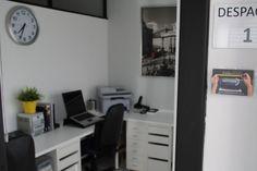 Despacho compartido 1 de CoWorking Irún