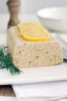 My Best Party Appetizer - Creamy Crab Mousse - The Heritage Cook ®